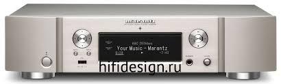 Купить <b>Сетевой</b> аудио <b>проигрыватель Marantz NA 6006</b> silver ...