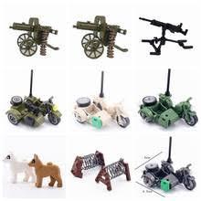 Военный Спецназ MOC игрушечные <b>пистолеты</b> мотоцикл ...