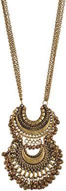 Zephyrr Fashion Turkish Style Beaded Pendant Long ... - Amazon.com