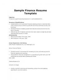 cover letter resume templates finance resume templates cover letter finance resume template sampl resumes for finance professionalsresume templates finance large size