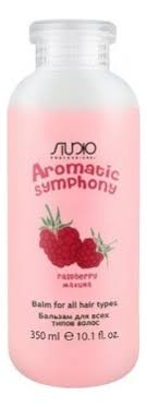 <b>Бальзам для всех</b> типов волос Малина Studio Aromatic Symphony ...