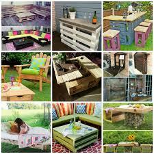 50 wonderful pallet furniture ideas and tutorials amazing diy pallet furniture