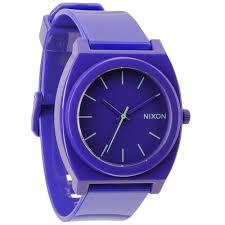 <b>Часы NIXON Time</b> Teller P Purple, заказать, цена с фото дешево ...