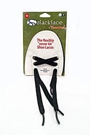 SlackLace - Flat Elastic Shoe Laces - No Lock, No Re ... - Amazon.com