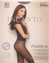 <b>Колготки</b> женские Incanto <b>Poudre 40</b>, цвет: Daino (загар). Размер 4