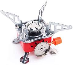 Buy Cluemart <b>Gas Stove</b> Camping Stove Folding Furnace 2800W ...