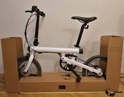 Велосипед для гика — электрический, <b>складной</b>, умный / Хабр