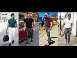 <b>New</b> Mens T-Shirt & <b>Pant Formal</b> Style <b>2019</b> | How Do Style With ...