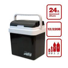 "<b>Холодильник автомобильный AVS</b> ""CC-24NB"", 40 см х 30 см х 43 ..."