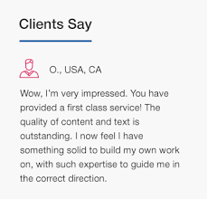 clients says