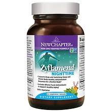 New Chapter <b>Zyflamend Nighttime</b>, Vegetarian Capsules | Walgreens