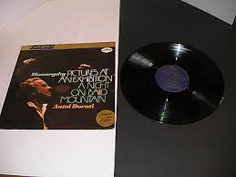 <b>Dorati</b> London Playtested LP IMPORT SRI75025 <b>Mussorgsky</b> ...