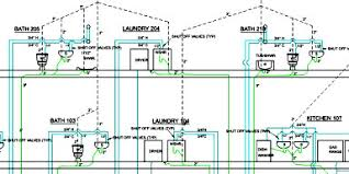 best images of plumbing riser diagram symbols   residential    plumbing riser diagram drawing