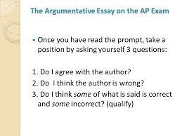 Math Worksheet   How To Write A Persuasive Essay Ap English HOW TO WRITE AP How lbartman com