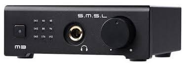 Усилитель для наушников <b>S.M.S.L M3</b> — купить по выгодной ...
