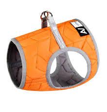 Шлейка <b>Шлея мягкая для</b> собак Collar AiryVest ONE оранжевая ...