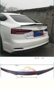 Carbon Fiber <b>Rear Trunk Spoiler For</b> 2004-2010 BMW E60 5 Series ...