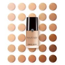 <b>Face Fabric</b> Foundation   <b>Armani</b> Beauty®