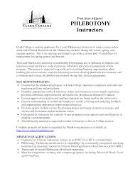 cover letter phlebotomy sample resume sample phlebotomist resume cover letter phlebotomist sample resume qualifications phlebotomy skills copier technician sle resumephlebotomy sample resume extra medium