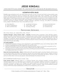 sample resume for hotel management resume management resume format