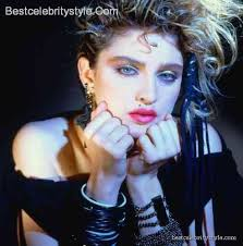 best celebrity style madonna eye makeup 80s 7