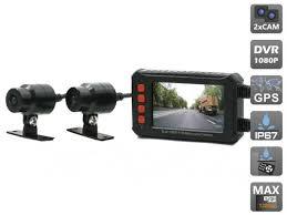 <b>Видеорегистратор AVS540DVR</b> (2 камеры для мототехники) с ...