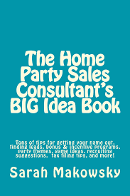 cheap at home consultant jobs at home consultant jobs deals the home party s consultant s big idea book