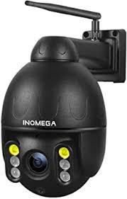INQMEGA Outdoor PTZ Camera, 1080P WiFi Pan Tilt ... - Amazon.com