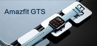Умные часы Amazfit <b>GTS Серый</b> (Международная версия)
