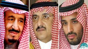 Image result for کنارهگیری محمدبن سلمان از قدرت تا پایان سال 2015