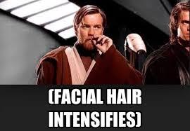 Obi-Wan Kenobi's epic bears intensifies. #Obi-Wan Kenobi meme ... via Relatably.com