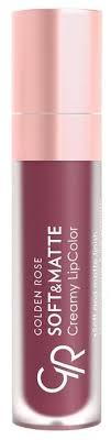 Golden Rose жидкая <b>помада</b> для губ Soft Matte Creamy <b>Lipcolor</b> ...