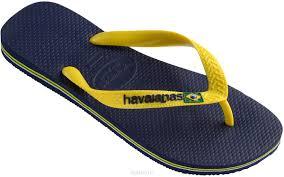 Купить <b>сланцы Havaianas</b>, цвет: синий. Сланцы мужские Brasil ...
