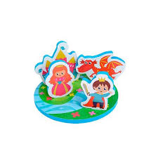 <b>Набор игрушек для ванны</b> Крошка Я 6566817 мультиколор ...