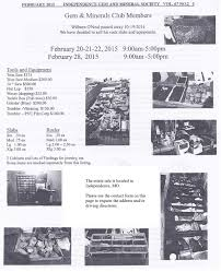 show me rockhounds kansas city a flyer for a rock estate