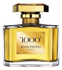 Jean Patou <b>1000</b> - купить в Москве женские <b>духи</b>, парфюмерная и ...