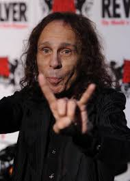 "This week marks the first anniversary of Ronnie James Dio's death. We will miss him dearly but to honor him, his ""Stand Up And Shout"" cancer fund in less ... - RONNIE-JAMES-DIO-2"