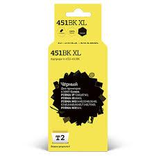 <b>Картридж T2 IC</b>-<b>CCLI</b>-451BK, черный, для струйного принтера ...