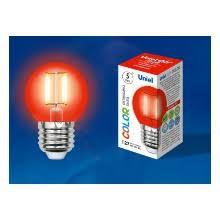 Светодиодные <b>лампочки</b> beewi, цветовая температура: Красный ...