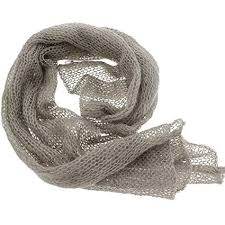 Generic Beautiful <b>Baby</b> Strech <b>Mohair</b> Crochet Knit Wrap Photo ...