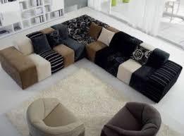 <b>Мягкий уголок</b> в <b>гостиную</b>: фото для зала, кожаный для отдыха ...