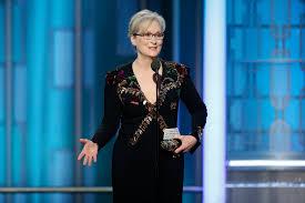 Meryl Streep on Karl Lagerfeld