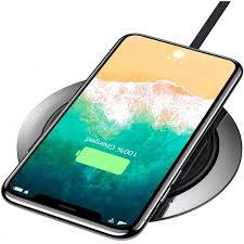 Беспроводное <b>зарядное устройство</b> Qi <b>Baseus Donut</b> Wireless ...