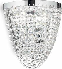 Настенный <b>светильник Ideal Lux Pearl</b> AP2