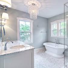 small bathroom chandelier crystal ideas: pictures of chic crystal chandelier for bathroom with additional home design ideas