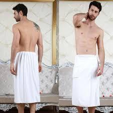 2019 Men <b>Wearable</b> Magic Towel <b>Mircofiber</b> Bath Towel With Pocket ...