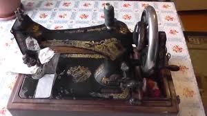 <b>Швейная машина Singer</b> Раритет - YouTube