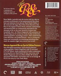 the rose blu ray