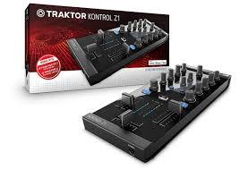 <b>Native Instruments</b> TRAKTOR KONTROL Z1 — звуковой ...