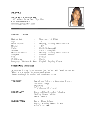 resume sample format simple   certificate of insurance template freeresume sample format simple free resume examples and writing tips thebalance sample resume doc